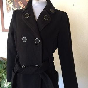 Jou jou lady's pea coat size Medium